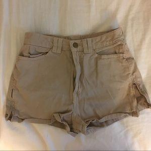 Pants - 🎈Khaki shorts